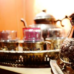 persischen Tee